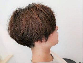 ミディ(midi)の写真/イメチェンもお任せで安心!青山で経験を積んだスタイリストが骨格・髪質ごとにヘアスタイルをご提案◎