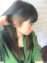 ヘアーアンドリラックス スウィート(Hair&Relax SWEET)大人の2トーンカラー/SWEET/上村知美