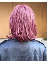 チカシツ(Chikashitsu)pale pink