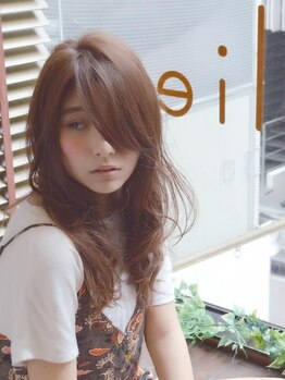 アリエ(allier)の写真/思わず二度見してしまう魅力的な艶髪へ。席でじっくり時間をかけて行う毛髪強度回復率の高いTOKIOtreatment