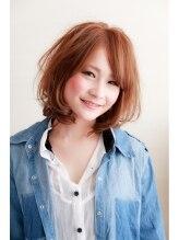 ヘアーアンドメイク ぐらしあす 西宮北口本店(Hair & Make gracias)春の柔らかボブ