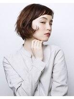 アルテヘアー(arte HAIR)【arte HAIR】フェミニンでモードなクラシカルボブ☆