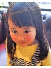 プラスティック プラスヘアーサロン(PLUSTIC +hair salon)かわいこちゃん