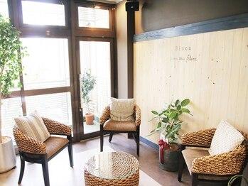 ビスカ(Bisca)の写真/【6月9日NEW OPEN】~街中のプライベートサロン~南国風リゾートホテルのような空間で癒しのひと時を…。