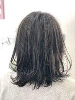 アリア トータルビューティー(Aria total beauty)地毛風カラー