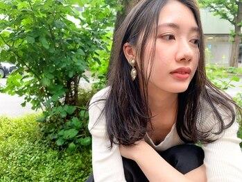 """カミヤ(kamiya)の写真/毎月ケアとデザインが維持できる♪高技術×プチプラで圧倒的人気の""""kamiya""""お得にキレイが叶う嬉しいサロン"""