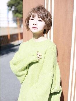 キキヘアメイク(kiki hair make)の写真/プチプラで可愛いショートスタイルに♪思い切って雰囲気を変えたいなら[kiki hair make]にお任せ!