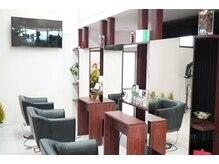 アンガガ(ANGAGA)の雰囲気(ゆったりとした空間でお客様の美を最大限に引き出します。)