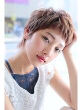 カムシーサード(Comese'III)【Come Se' III】☆シンプルショートヘア☆