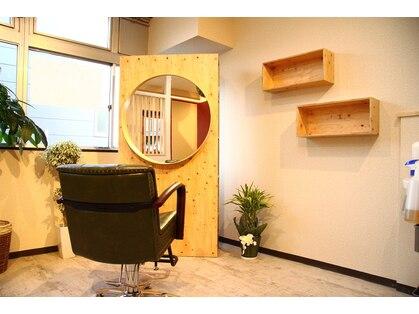 髪の駅 ぷれいすの写真