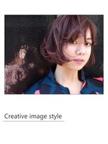 ヴェローグ シェ ブー(belog chez vous hair luxe)【Creative image styel】風に吹かれてもかわいいアンニュイボブ
