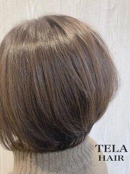 テーラヘアー 南行徳店(TELA HAIR)の写真/根元は白髪染め×毛先はファッションカラーなどデザイン性のあるスタイルも◎【南行徳】