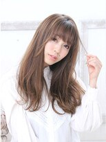 カイノ イオンモール福岡店(KAINO)【KAINO】大人かわいいラブベージュカラー