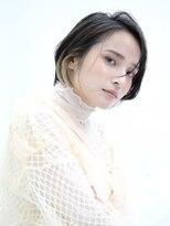 ピークアブー アヴェダ GINZA SIX(PEEK-A-BOO AVEDA)【大人かわいい】ショートボブ