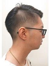 クロスヘアー(KROS HAIR)ハードフェード