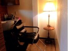 バビー(BAVI)の雰囲気(シャンプーは個室でリラックス。スパ専用の個室もございます。)