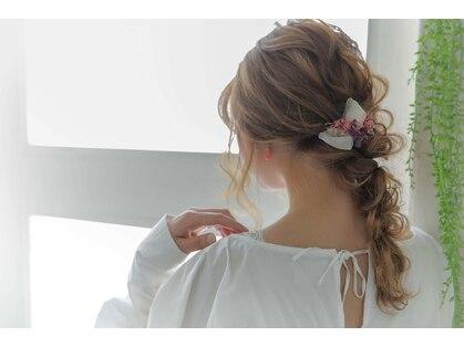 オルガ ヘアアンドメイク(Oluga hair&make)の写真