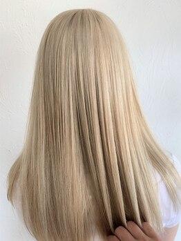 ラバフロー 小野原店(LAVA FLOW)の写真/豊富な経験と高い技術力を駆使しあなたに1番似合うスタイルを♪骨格や髪質に適したスタイルで輝きをプラス!