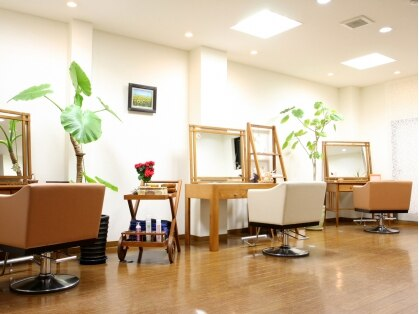 ヘアースタジオ バナナムーン 箕面店(Banana Moon)の写真