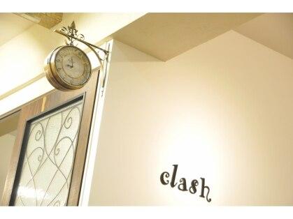 クラシュ(clash)の写真