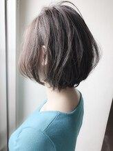アグヘアー テイスター 保谷店(Agu hair taster)《Agu hair》大人かわいい小顔ボブ ショート ひし形