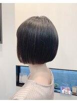 ヘアードットツミキ(HAIR.TSUMIKI)ミニボブ