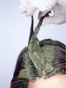 ボブ 関内(BOB)の写真/長く続けるカラーは、髪に優しいものがいい!ダメージレスで、回数を重ねるごとにハリ・コシ・ツヤがUP☆