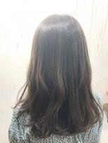 ヘアールーム モテナ(hair room motena)ナチュラルベージュ【日暮里駅motena美容室】