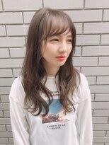 モッズヘア 仙台PARCO店(mod's hair)【モッズヘア仙台】シアグレージュ♪