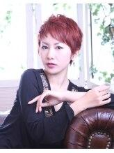 ラジィ(L'Asie)☆アーバン・ショートヘアー☆杉山明