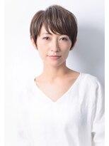 <Tierra-j宮崎直哉>30.40.50代にオススメ☆シンプルショート☆