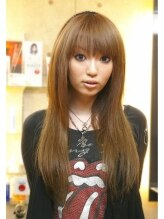 ヘアメイク オリーブツー(Hair Make OLIVE2) ☆ Looker Straight ☆