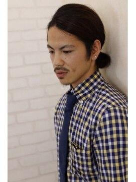 【2019年春夏】メンズのロングヘアの伸ばし方・結び方・セット・アレンジ方法
