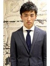 ヘアーアンドグルーミング ヨシザワインク(HAIR&GROOMING YOSHIZAWA Inc.)【ヨシザワ人形町】ソフトモヒカンベースのビジネススタイル