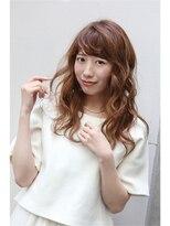 【CLARA 2012-13 A/W】ゆるふわパーマスタイル