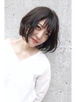 アメリ バイ ユイマァル(Amelie by YUIMARL)ナチュラルボブ☆