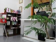 ピース(hair design Peace)の雰囲気(観葉植物や、お子様向けのカットサービスもあります♪)