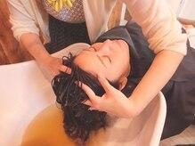 サクラヘアー(SAKURA HAIR)の雰囲気(髪を内側からキレイに致します。エイジレスビューティサロン)