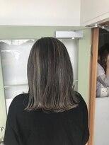 ヘアー スペース オフ(Hair Space Off)3Dハイライト