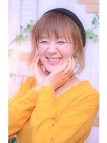 レセ 新松戸駅前店(Laissez)【laissez】前髪ストパー・シースルーバング