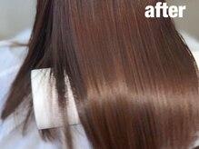 スモック ヘアーデザインファクトリー(smuk hair design factory)の雰囲気(1人1人の髪本来のツヤを最大限に引き出します!)