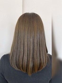 ウェリナ(Welina)の写真/気になるクセをしっかり解決!カウンセリングを大切にし、髪質・理想に合わせてご提案致します◎