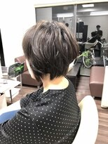 ヴィオレッタ ヘアアンドスペース(VIOLETTA hair&space)エアリーショート