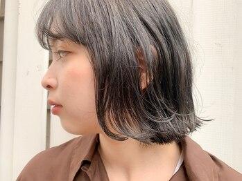 カミヤ(kamiya)の写真/【この夏オススメ☆】人気の3D/グラデーション/インナーカラーで旬カラーを☆