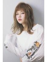 ヘアリゾート リアン(hair resort Lien)クリアーアッシュ×ミディアム ☆Lien☆ 倉田