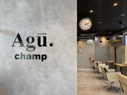 アグ ヘアー チャンプ 美里店(Agu hair champ)の写真
