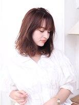 カイノ イオンモール大和郡山店(KAINO)【KAINO】ゆるふわミディ 大人かわいい ミディアムスタイル☆