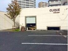 クリーク ボイス ヘアー 東原店(CLIQUE voice hair)の雰囲気(専用駐車場が敷地内にあるので駐車が苦手な方でも大丈夫です!)