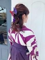 袴&振袖※卒業式&成人式スタイル55