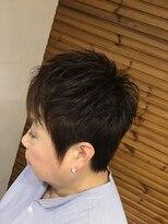 ヘアープラン チョイス 上連雀店(Hair Plan CHOICE)ショート